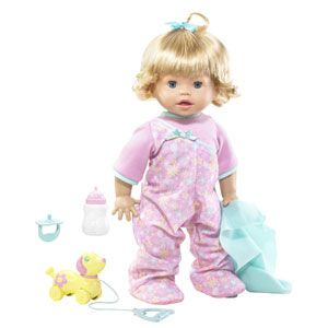 Little Mommy Walk & Giggle Doll