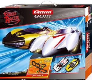 Carrera GO!!! Speed Racer Set