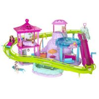 Polly Pocket Roller Coaster Resort Playset