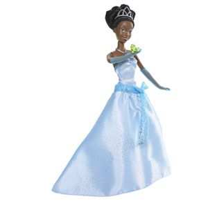 The Princess and the Frog Tiana Doll