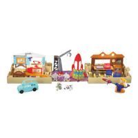 Toy Story Megatown Toy Adventure Playset