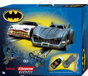 Carrera GO!!! Batman Set