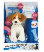 Nintendogs Love and Play Pups
