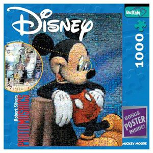 Disney Photomosaics