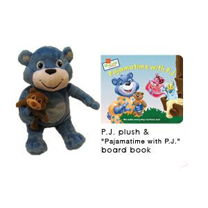 Rascals & Routines Books and Stuffed Animals