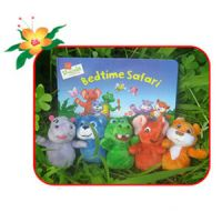 Bedtime Safari Board Book