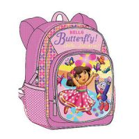 Dora the Explorer Hello Butterfly Backpack
