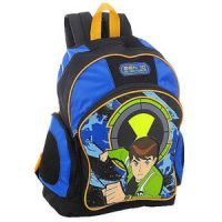Ben 10 Alien Force Race Against Time Backpack