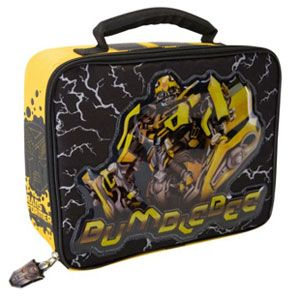 Transformers Bumblebee Lunch Bag