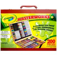 200-Piece Masterworks Art Case