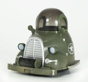 Planet 51 Five-Inch Vehicles