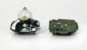 Planet 51 1.5-inch Die Cast Vehicles