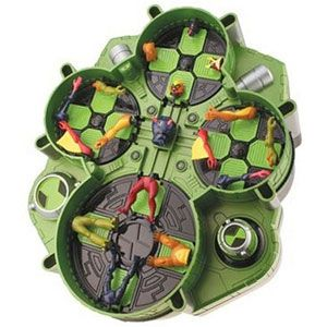 Ben 10 Alien Force Toys