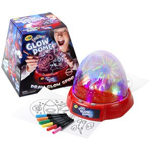 Color Explosion Glow Dome