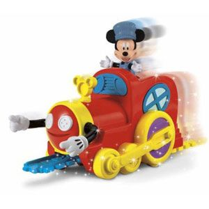 Mickey's Magic Choo Choo