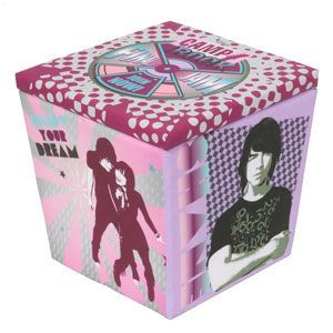 Camp Rock Storage Ottoman