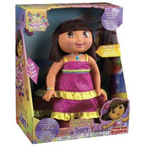 Dance Around Dora