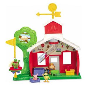 Wonder Pets Schoolhouse Adventure Playset