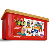 Trio Building Set with Storage