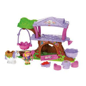 Little People Fairy Treehouse