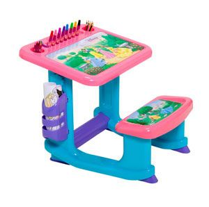 Delta Disney Princess Art Desk