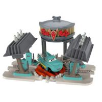 Disney/Pixar Cars GeoTrax World of Radiator Springs