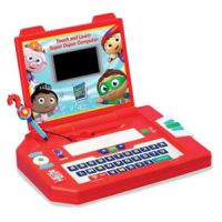 Super WHY Touch and Learn Super Duper Computer