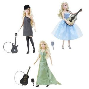 Taylor Swift Performance Collection Doll Assortment