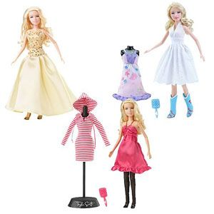 Taylor Swift Fashion Collection Doll Assortment