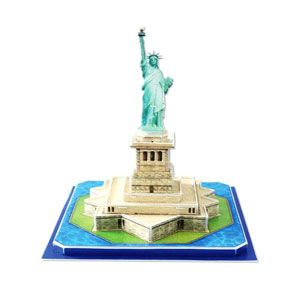 The Statue of Liberty 3D Puzzle