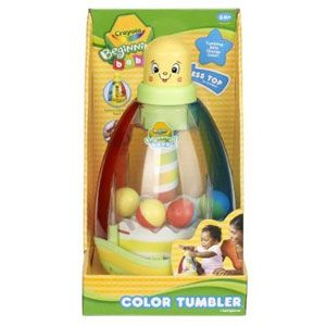 Crayola Beginnings Color Tumbler