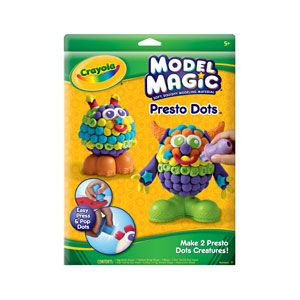 Model Magic Presto Dots