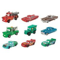 Cars Color Changers Vehicles and Playset