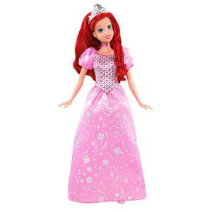 Disney Princess Sparkling Princess Doll Assortment