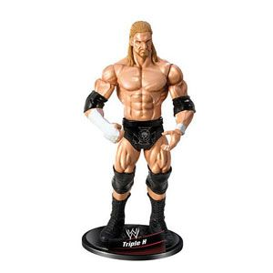 World Wrestling Entertainment Figures