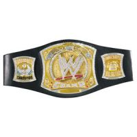 World Wrestling Entertainment Championship Belts