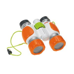 Kid-Tough Explorer Walkie Talkies, 2-in-1 Lantern and Binoculars