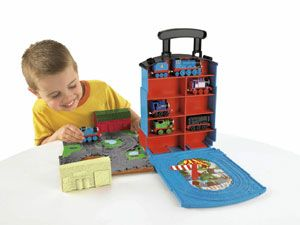 Tote-a-Train Playbox Carrier