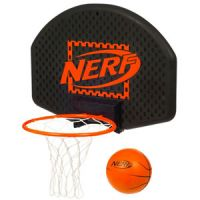 Nerf Sports-Football, Baseball, Basketball & Flying Discs