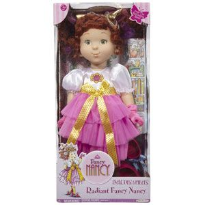 Fabulous Fancy Nancy 18-inch Dolls