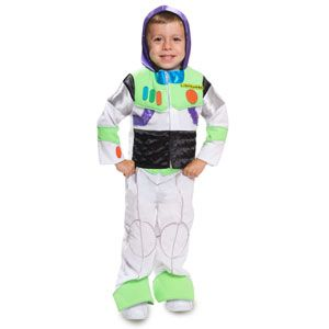 CDI Toddler Dress Up-Woody and Buzz Lightyear