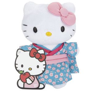 Hello Kitty Beans - International Themed