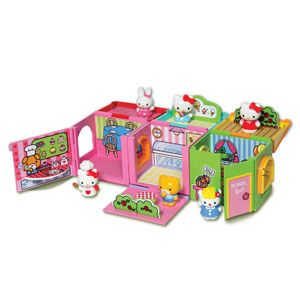 Hello Kitty World House Playsets