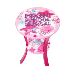 High School Musical End Tables