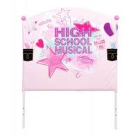 High School Musical Fabric Headboard