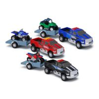 Tonka Toughest Minis Hauler Assortment and Round-Up Assortment