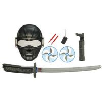 G.I. JOE Snake Eyes Sword and Mask Roleplay Set