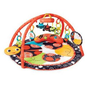 Start Your Senses Activity Mat