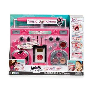 More 2 Me Music 2 Makeup Boombox