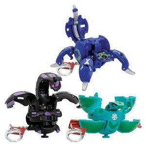Bakugan Battle Brawlers Mega Key Chains